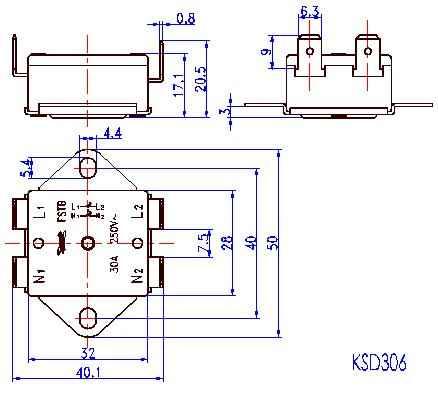 схема электрического парогенератора